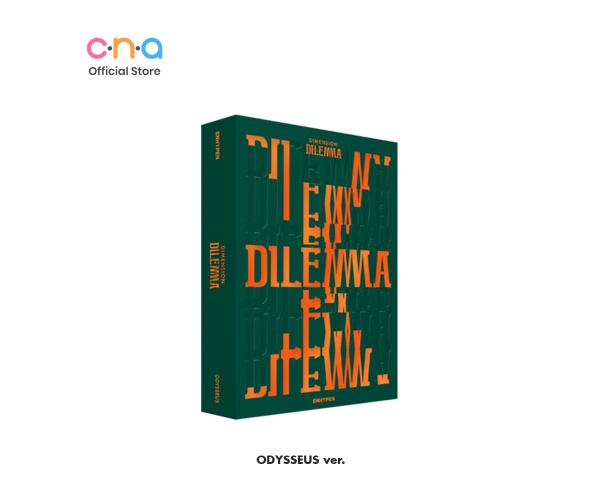 [PRE-ORDER] ENHYPEN - Dimension : Dilemma 1st Album (Odysseus/Scylla/Charybdis)
